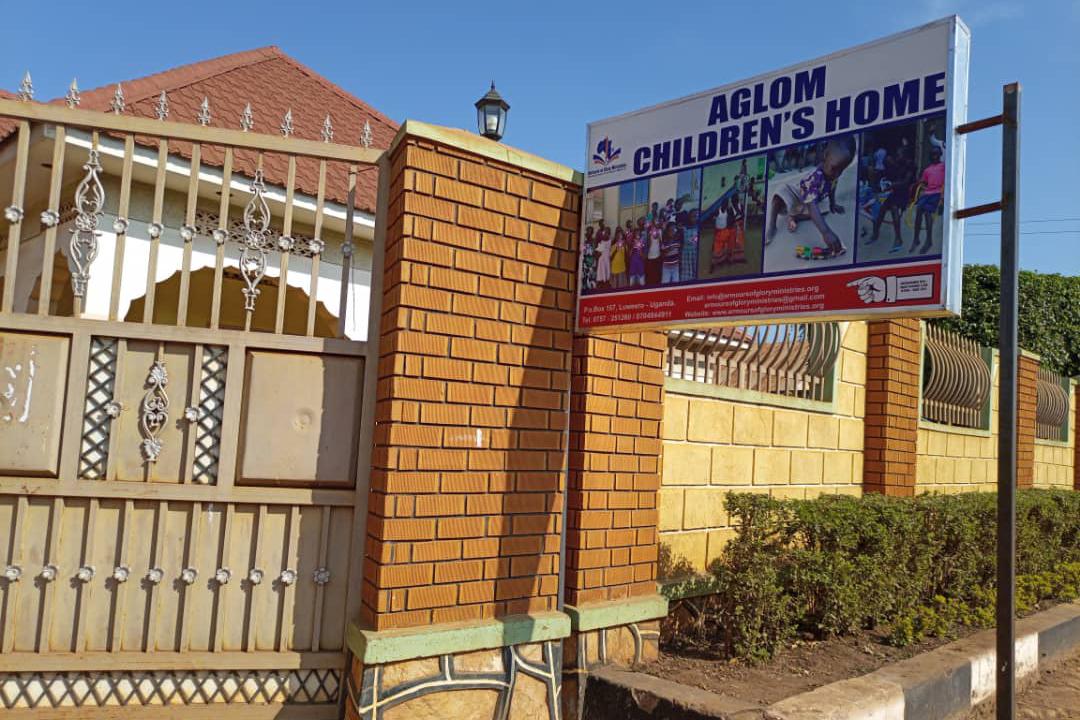 Why Sponsor a Child Through AGLOM Children's Home