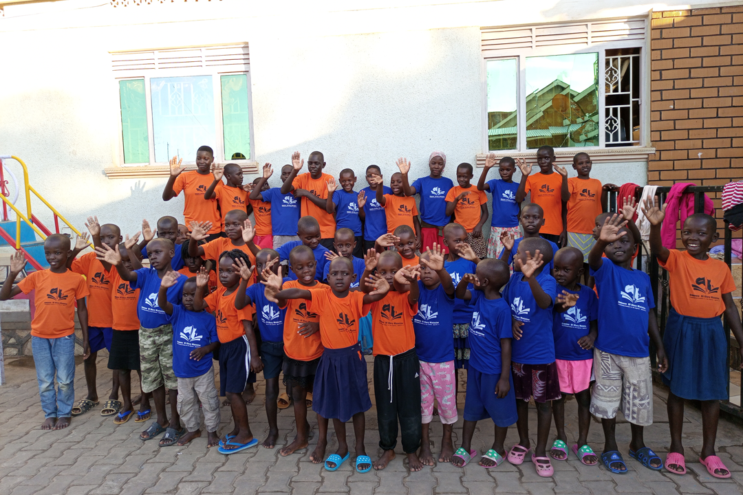 Why You Should Partner with AGLOM Children's Home